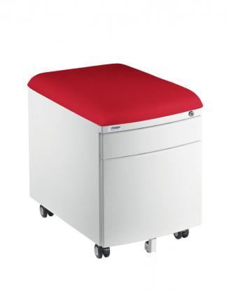 Příslušenství pro rostoucí stoly Mayer Mayer kontejner 32W8 bílý