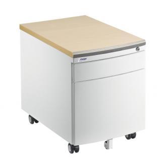 Příslušenství pro rostoucí stoly Mayer Mayer kontejner 32W8 AH bílý