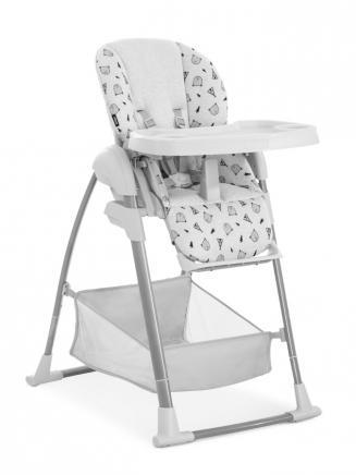 Jídelní židličky HAUCK Hauck Sit N Relax 3v1 jídelní židlička Nordic šedá