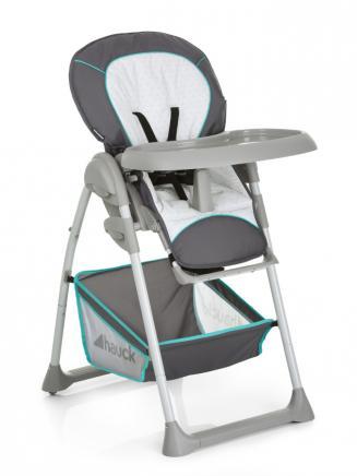 Jídelní židličky HAUCK Hauck Sit N Relax 2v1 jídelní židlička hearts