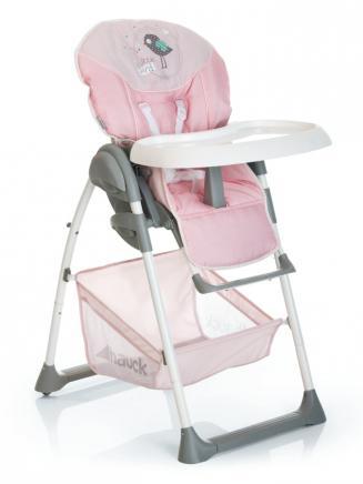 Jídelní židličky HAUCK Hauck Sit N Relax 2v1 jídelní židlička birdie