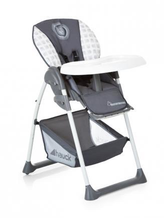 Jídelní židličky HAUCK Hauck Sit N Relax 2v1 jídelní židlička Mickey cool vibes