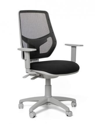 Kancelářské židle Emagra Kancelářská židle LEX 230/BG černá