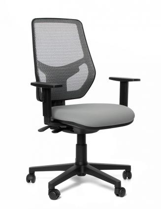 Kancelářské židle Emagra Kancelářská židle LEX 230/B šedá
