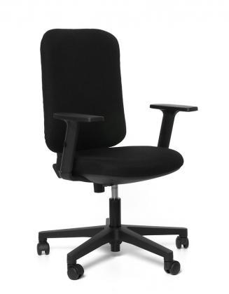 Kancelářské židle Emagra Kancelářská židle EVE černá