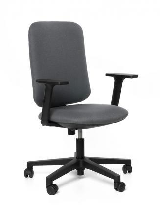 Kancelářské židle Emagra Kancelářská židle EVE šedá