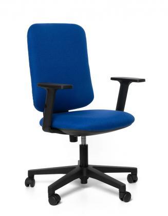 Kancelářské židle Emagra Kancelářská židle EVE modrá