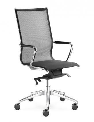 Kancelářské křeslo LD Seating Kancelářské křeslo Pluto 600 BR-P RM60 NET202