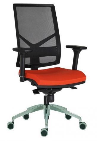Kancelářské židle Antares Kancelářská židle 1850 SYN OMNIA ALU