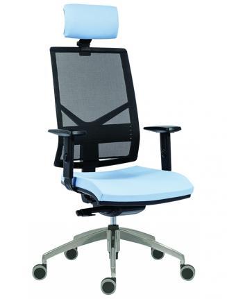 Kancelářské židle Antares Kancelářské křeslo 1850 SYN OMNIA ALU PDH