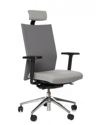 Kancelářské židle LD Seating Kancelářská židle Omega 290-SYS-PN HO BR-210 F80-N6 RM60 UP-Down BO-AIR C60003/U60011