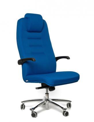 Kancelářské křeslo Multised Kancelářské křeslo BZJ 444 modré