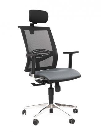 Kancelářská židle LD Seating Kancelářská židle Lyra 217-SY P HO BR-209-N6 F40-N6 RM60 BO D8010/D8033/NET202