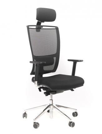 Kancelářské křeslo LD Seating Kancelářské křeslo LYRA NET 200-SYS PN HO BR-209-N6 F80-N6 RM60 BO CSE14/NET202