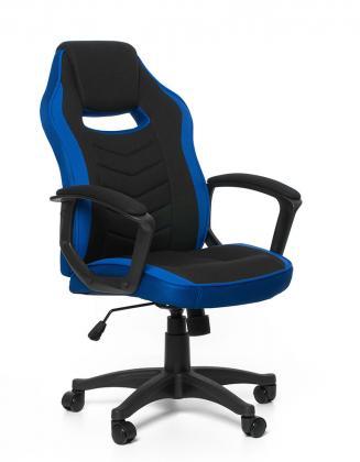 Kancelářské křeslo Sedia Herní židle Camaro černo-modré