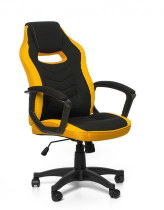 Kancelářské křeslo Sedia Herní židle Camaro černo-žluté
