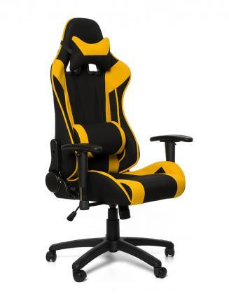 Kancelářské křeslo Sedia Herní křeslo Viper žlutý