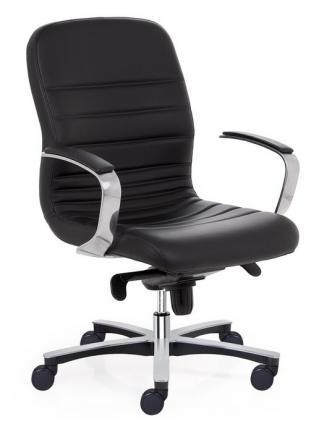 Kancelářská židle Peška Kancelářská židle Praga MCR