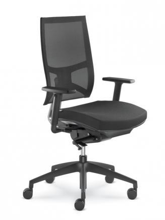 Kancelářská židle LD Seating Kancelářská židle Storm 547-N6-TI