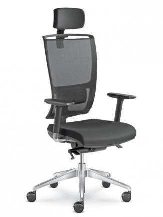 Kancelářské křeslo LD Seating Kancelářské křeslo LYRA NET 201-SYS