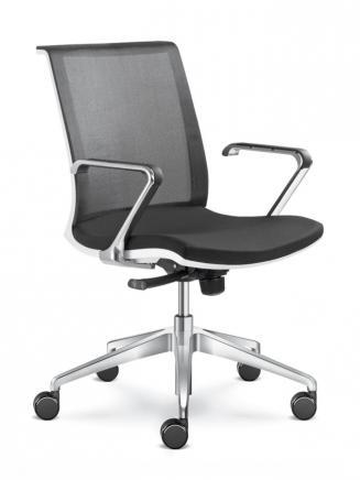 Kancelářské židle LD Seating Kancelářská židle LYRA NET 213-F80-N6