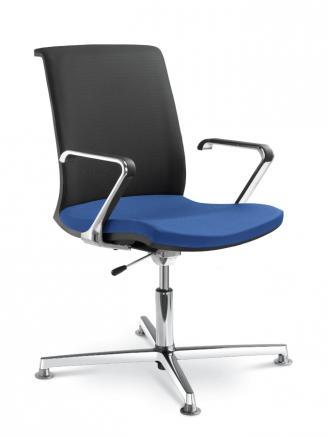 Kancelářské židle LD Seating Kancelářská židle LYRA NET 204-F34-N6