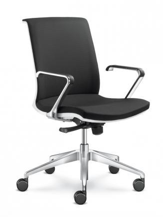 Kancelářské židle LD Seating Kancelářská židle LYRA NET 214-F80-N6
