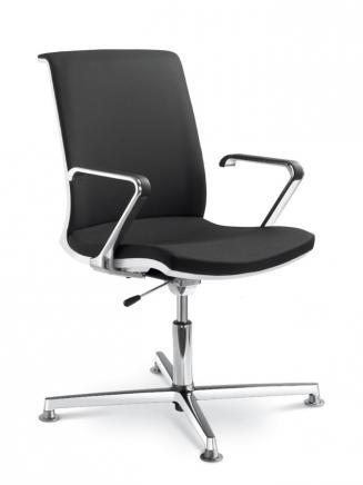 Kancelářské židle LD Seating Kancelářská židle LYRA NET 214-F34-N6