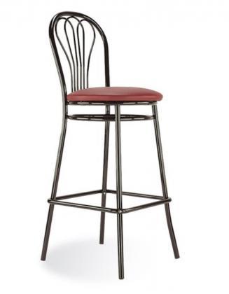 Barové židle Sedia Barová židle Venus Hocker černá