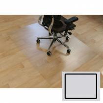 Podložka pod židli na hladké podlahy - Polykarbonát, obdélník