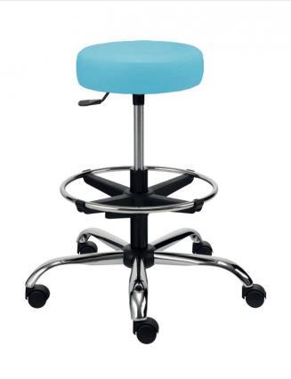 Pracovní židle - dílny Alba Pracovní židle Nora čalouněná