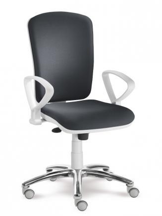 Kancelářská židle Mayer Kancelářská židle MEDI Open Entry 2268 G N