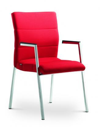 Konferenční židle - přísedící LD Seating Konferenční židle Laser 680-K
