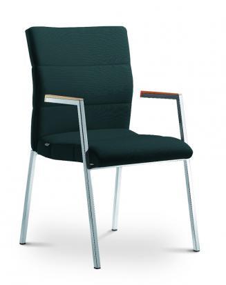 Konferenční židle - přísedící LD Seating Konferenční židle Laser 681-K