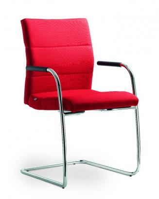Konferenční židle - přísedící LD Seating Konferenční židle Laser 682-KZ