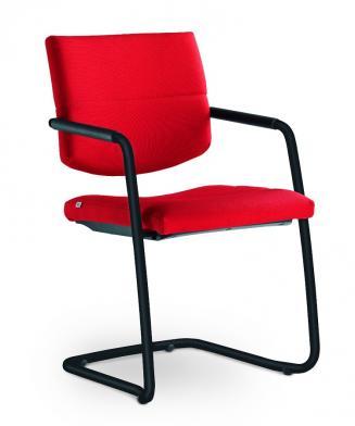 Konferenční židle - přísedící LD Seating Konferenční židle Laser 683-KZ