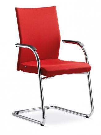 Konferenční židle - přísedící LD Seating Konferenční židle Web 410-KZM