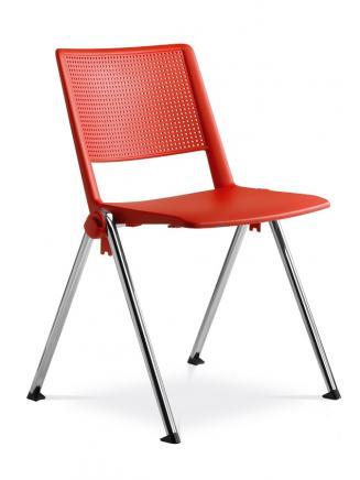 Konferenční židle - přísedící LD Seating Konferenční židle GO! 114
