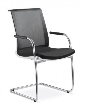 Kancelářské židle LD Seating Konferenční židle LYRA NET 213-KZ