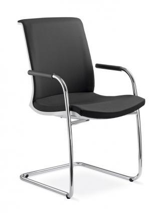 Kancelářské židle LD Seating Konferenční židle LYRA NET 214-KZ