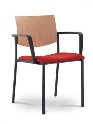 Konferenční židle - přísedící LD Seating Konferenční židle Seance 091-K