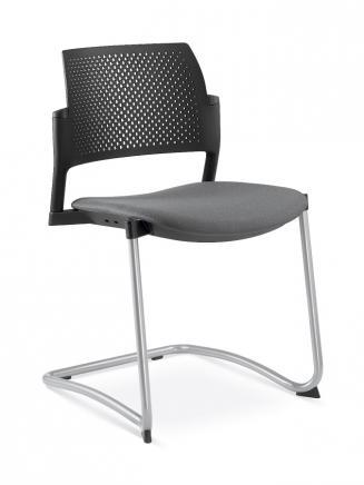 Konferenční židle - přísedící LD Seating Konferenční židle Dream+ 101-BL