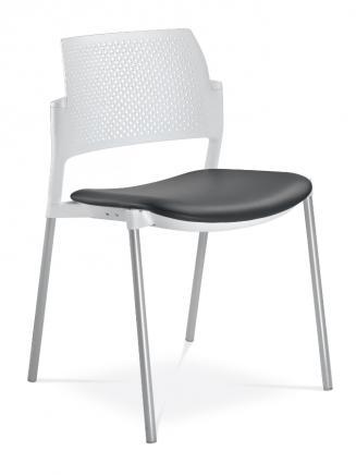 Konferenční židle - přísedící LD Seating Konferenční židle Dream+ 100-WH