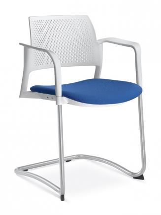 Konferenční židle - přísedící LD Seating Konferenční židle Dream+ 101-WH