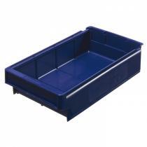 Plastová regálová přepravka SA 400x230x100 mm