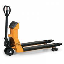 Paletový vozík s váhou 2000 kg/2 kg