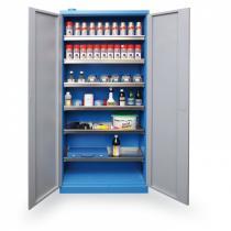 Skříň pro uskladnění nebezpečných chemických látek 1920x920x380 mm