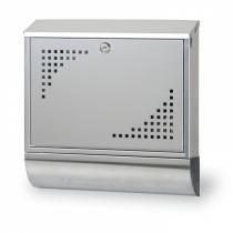 Nerezová poštovní schránka NV