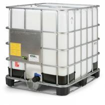 IBC kontejner, paleta kov/plast- nový