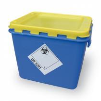 Klinik box - nádoba na zdravotnický odpad 30 L